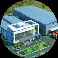 Yoosun rau má có nhà máy sản xuất đạt chuẩn GMP