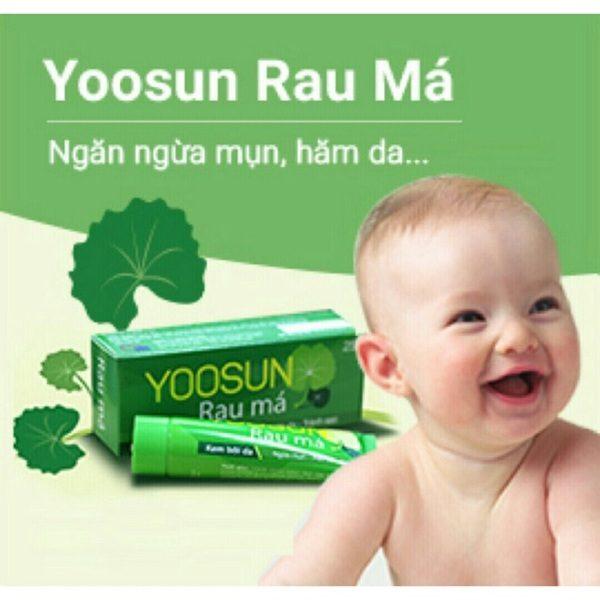 yoosun-trị-ham-ta-cho-be