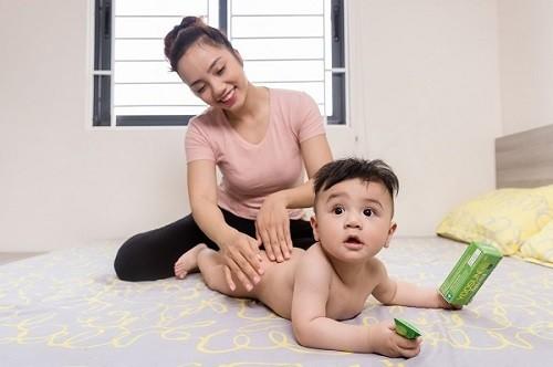 Các mẹ bỉm sữa chia sẻ cách trị các bệnh về da