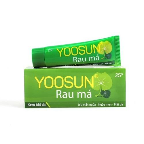 Thuốc bôi yoosun rau má