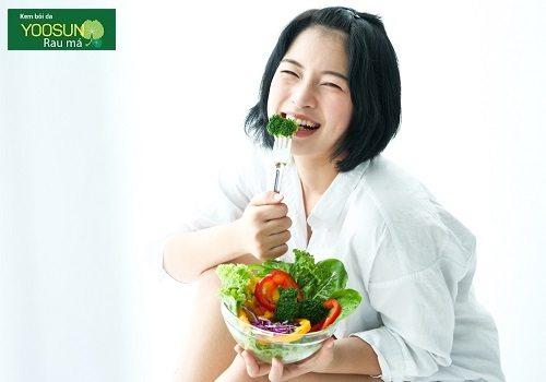 Bị chốc mép kiêng ăn gì và nên ăn gì