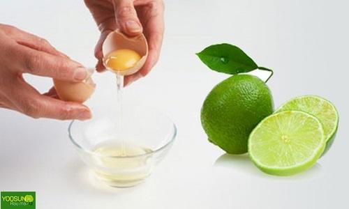 Cách chữa mụn bằng chanh