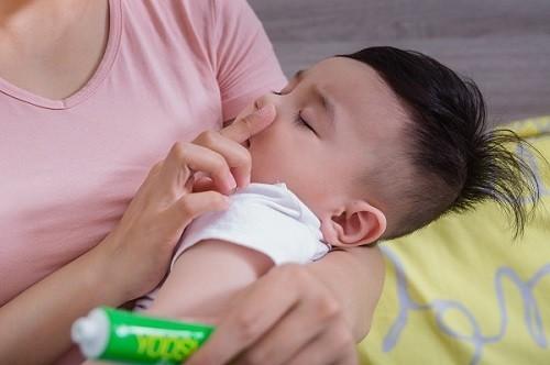 Chia sẻ về cách trị các bệnh về da ở trẻ