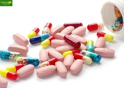 Thuốc điều trị mụn trứng cá đỏ
