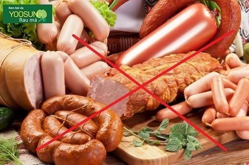 Trẻ bị chốc lở kiêng ăn gì