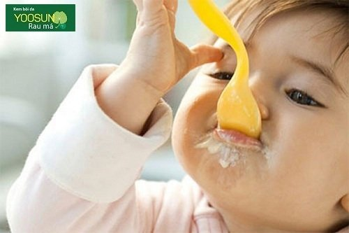 Trẻ bị chốc lở nên ăn gì