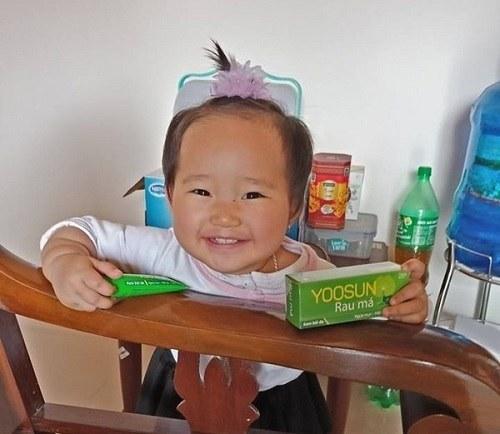Tuýp kem đa năng yoosun