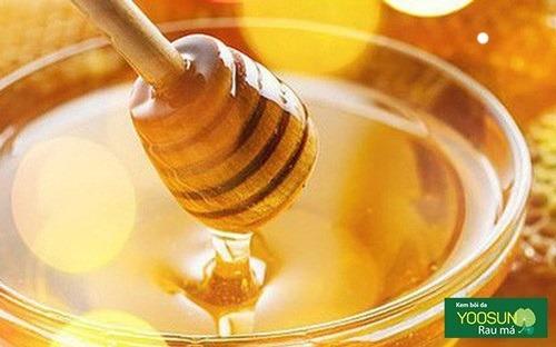 Cách trị thâm mụn bằng mật ong có tốt không