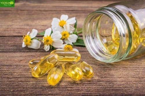 Cách trị thâm mụn bằng vitamin e có tốt không