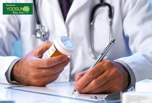 Thuốc điều trị viêm da tiếp xúc
