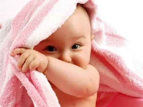 Cách chăm sóc da cho trẻ sơ sinh