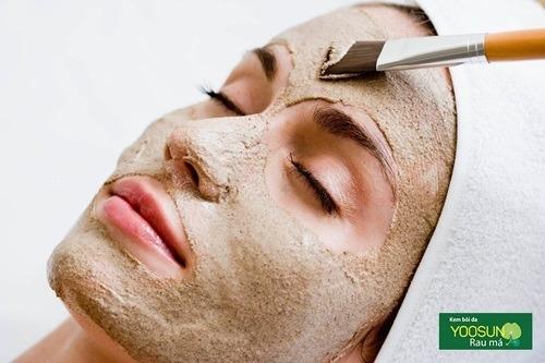 Cách chữa mụn cám trên mặt