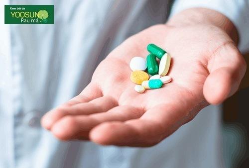 Cách trị dị ứng thuốc kháng sinh ở trẻ em