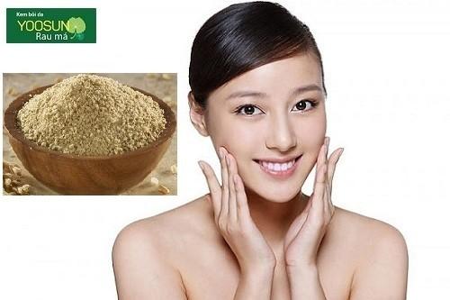 Đắp mặt nạ cám gạo có tác dụng gì
