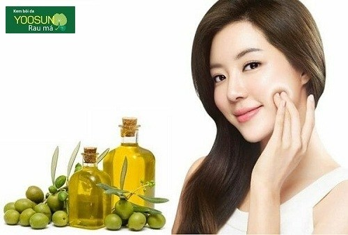 Đắp mặt nạ dầu oliu có tác dụng gì