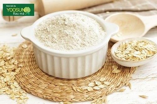 Hướng dẫn đắp mặt nạ cám gạo trắng da