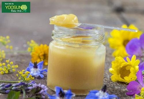 Bị dị ứng sữa ong chúa tươi