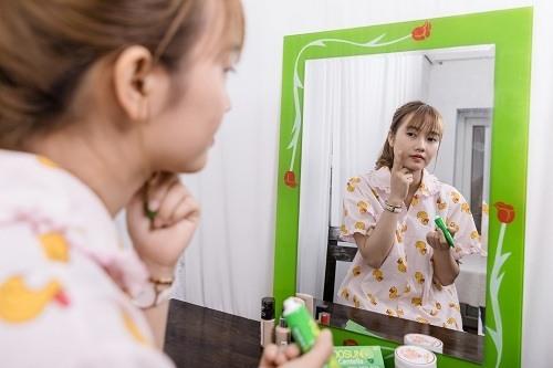 Cách chữa khi dị ứng sữa rửa mặt