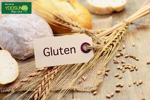 Bệnh dị ứng với gluten