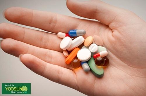 Bị dị ứng thực phẩm và cách điều trị