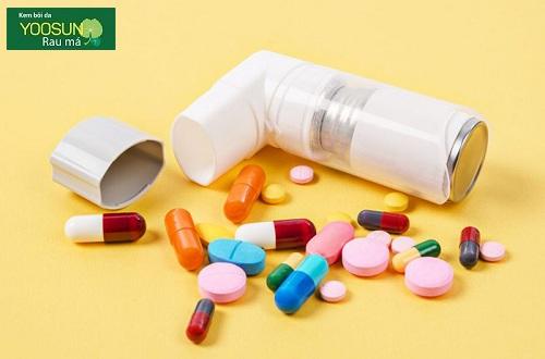 Thuốc trị dị ứng hóa chất