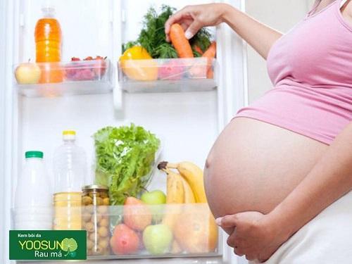 Cách dưỡng da cho mẹ bầu