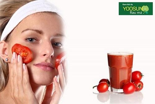 Da mặt bị sạm đen chữa thế nào