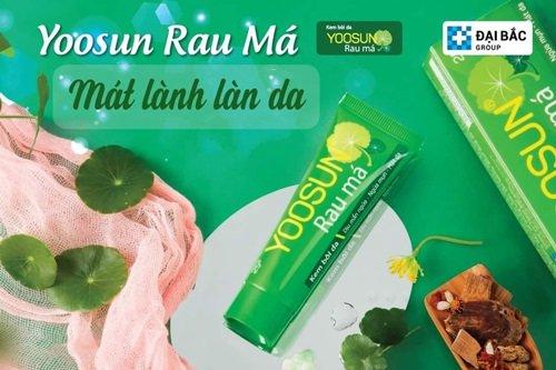 Kem Yoosun rau má có phải kem trộn không