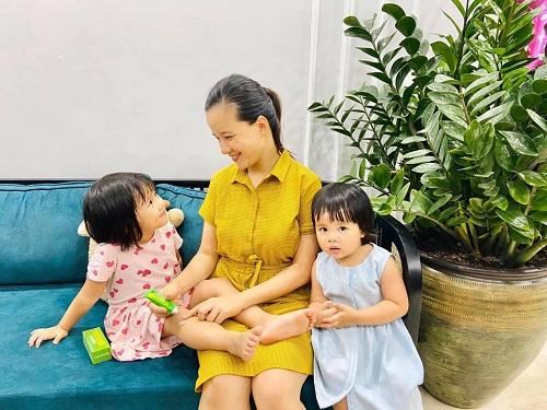 MC Minh Trang phản hồi về kem rau má