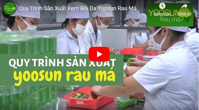 Video tuýp kem yoosun rau má mới