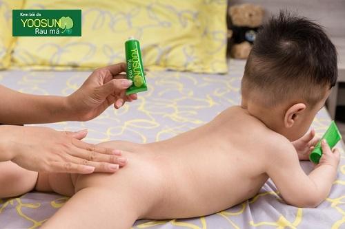 Cách sử dụng yoosun rau má