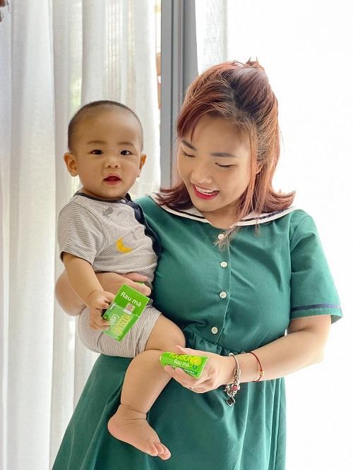 Mẹ babypoko chia sẻ về kem yoosun rau má